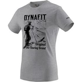 Dynafit Heritage Cotton SS Tee Men nimbus melange cortina